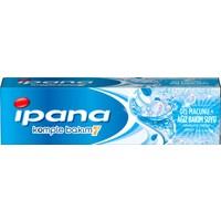 Ipana Komple Bakım Diş Macunu + Ağız Bakım Suyu Ferahlatıcı Temizlik Güçlü Nane 100 ml