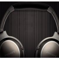 Pisen HD500 Kablolu Şık Tasarım Kulaklık Yüksek Ses Kalitesi Çelik Alaşım Çerçeve