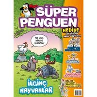 Süper Penguen: Çocuk Mizah Dergisi Mart 2017 Sayısı