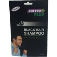 Softto Plus Black Hair Şampuan