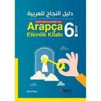 Akdem Yayınları 6. Sınıf İmam Hatip Ortaokulları İçin Arapça Etkinlik Kitabı