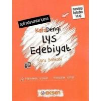 Eksen Yayıncılık Lys Edebiyat Soru Bankası