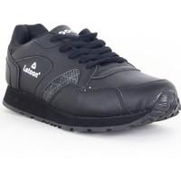 Letoon Erkek Spor Ayakkabı Palm Beach Siyah