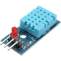 Güvenrob Dht11 Sıcaklık Ve Nem Sensör Modülü