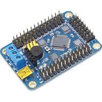 Güvenrob Servo Motor Kontrol Kartı 32 Kanal USC-32 V6 (PS2 Kablosuz Kolu destekler)