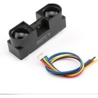 Güvenrob Sharp Gp2y0a710k0f 100-500cm Ir Mesafe Sensör Modülü + Kablo