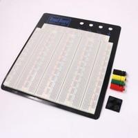 Güvenrob Breadbord Zy-208 3220 pin (4 adet 830pts Mb-102)