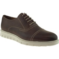Banner 6316-1 Bağlı Casual Kahverengi Erkek Ayakkabı