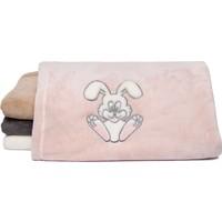 Mollia Soft Touch Ultra Aplikeli Bebek Battaniye