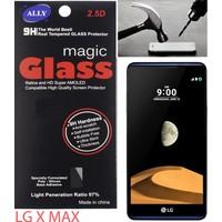 Akıllıphone Lg X Max Kırılmaz Cam Ekran Koruyucu