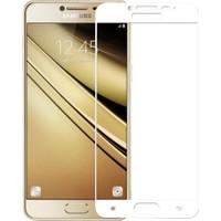 Akıllıphone Samsung Galaxy C5 Full Kaplama Ekran Koruyucu