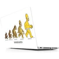 Sticker Masters Homersapien Laptop Sticker