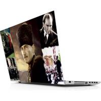Sticker Masters Atatürk Laptop Sticker