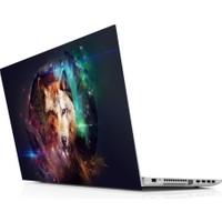 Sticker Masters Wolf Explode Laptop Sticker