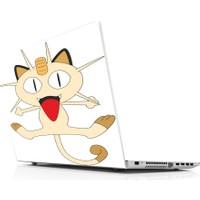 Sticker Masters Pokemon Meowth Laptop Sticker