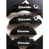 XT Siyah Brembo Kaliper Kapağı