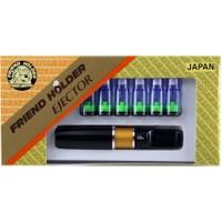 Friend Holder Ejector Filtreli Sigara Ağızlığı Gold