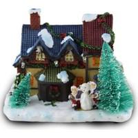 T-Bek Işıklı Kar Evi 5