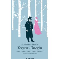 Yevgeni Onegin (Özel Bez Cilt)