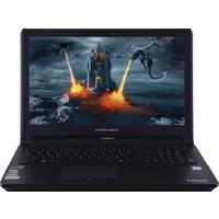 """Casper G500.6700-B165P Intel Core i7 6700HQ 16GB 1TB + 120GB SSD GTX960M Windows 10 Home 15.6"""" FHD Taşınabilir Bilgisayar"""