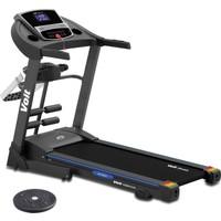 Voit Form Plus 2,5AV Motorlu, Masajlı, Eğimli, Mekik Aparatlı, MP3 Girişli, Hoparlörlü Koşu Bandı