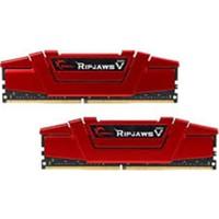 Gskıll Ripjawsv Kırmızı 16Gb (2X8Gb) 3000Mhz Ddr4 Cl15 Pc Ram F4-3000C15D-16Gvrb