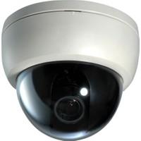 Geg Dm-4180 1/3 Sony 480 Tvl Super Had Fidex Lens 4Mm Beyaz Dome Kamera