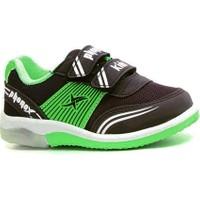 Phonex 29 Işıklı Cırtlı Fileli Bebe Günlük Erkek Çocuk Spor Ayakkabı