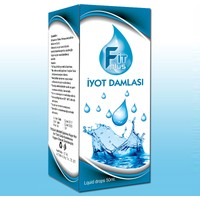 Fit Plus İyot Damlası 1 Şişe 50 ML
