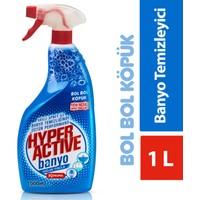 Hyper Active Banyo Temizleyici Sprey 1000 ml