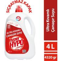 Hypo Ultra Çamaşır Suyu Parfümsüz 4 Lt