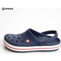 Crocs 11016 Cr0007 P022546 N04 Crocband Navy Terlik