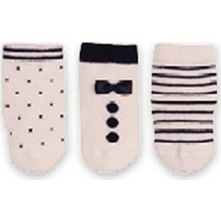 İdil Baby 8814 Erkek Bebek 3'lü Çorap