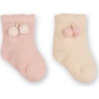İdil Baby 8819 Kız Bebek 2'li Çorap