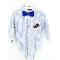 Mamino 8519 Erkek Bebek Gömlek