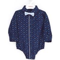 Mamino 8616 Erkek Bebek Gömlek