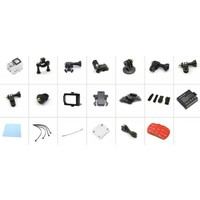 "Probiel Eken H9 G630 Profesyonel Wifi 4K/15 Fps Full Hd 1080P/60 Fps 12Mp 2.0"" Lcd 30Mt Su Geçirmez Aksiyon Kamera"