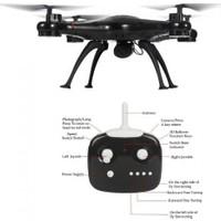 Xtoys Super A Kameralı Drone 4 Ch Kumandalı Helikopter