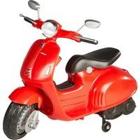 Baby2Go 6517 Polis Kırmızı Akülü Motor