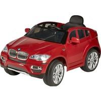 Baby2Go 6522 Bmw X6 Kırmızı Akülü Araba