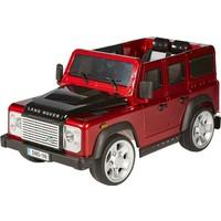 Baby2Go 6533 Land Rover Kırmızı Akülü Araba