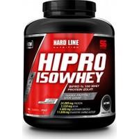 Hardline Nutrition Hipro Bipro Whey Isolate Naturel 1400 Gr