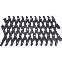 Köpek Araba Camı Parmaklığı, 30-110cm,Siyah Renkli