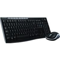 Logitech Mk270 Wireless Klavye Mouse Set 920-004525