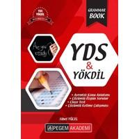 Pegem Akademi Yayınları 2017 Yds & Yökdil Grammar Book
