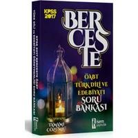 İsem Yayıncılık Öabt 2017 Berceste Türk Dili Ve Edebiyatı Öğretmenliği Tamamı Çözümlü Soru Bankası