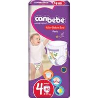 Canbebe Külotlu Bebek Bezi 4 Numara Maxi 40 Adet