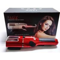 Fasiz Split Pro Ender - Saç Kırık Alma Makinesi Kırmızı
