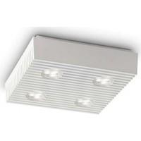 Philips Ledino Ceiling Lamp Led White 4X7.5W Sel