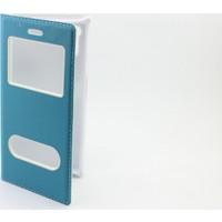 Diamond Sony Xperia XZ Pencereli Pencereli Kapaklı Kılıf